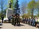 26 апреля 2017 года свеча Памяти передана МБОУ СОШ №3 п. Кубанский_2