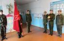 Торжественная линейка, посвященная патриотической акции  «Эстафета памяти»_5